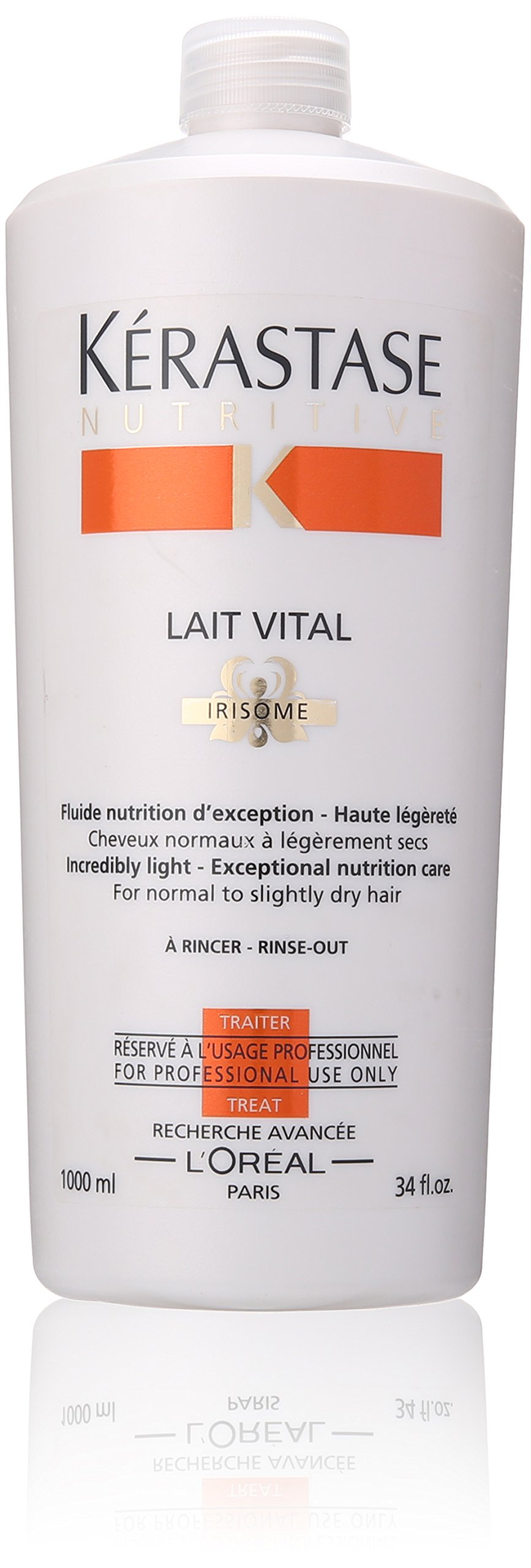 Nutritive Lait Vital Conditioner Kerastase Conditioner 34 oz Unisex