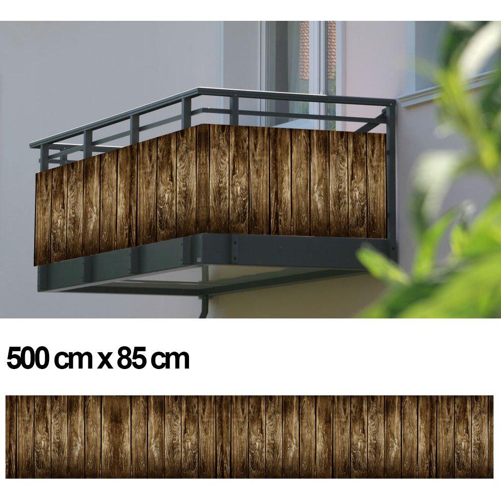 Balkon Sichtschutz Sichtschutz Dekor Balkon Dekor Motiv