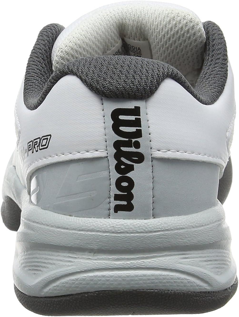 36 EU 3 UK Wilson Rush Pro Jr 2.5 Carpet Junior Tennisschuhe wei/ß