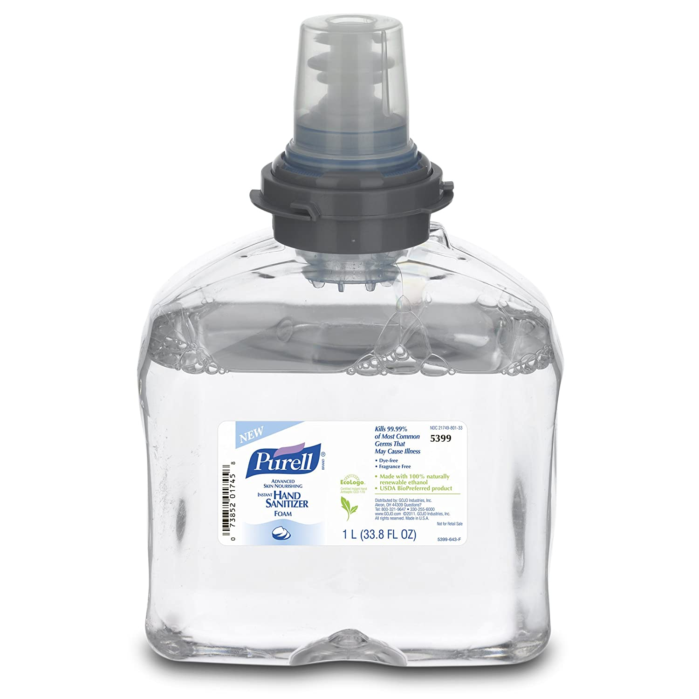 Small Hand Sanitizer Purell Hand Sanitizer Foam Sds