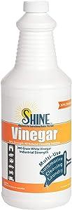 30% Vinegar - 300 Grain Vinegar Concentrate - 1 Quart of Natural Concentrated Industrial Vinegar