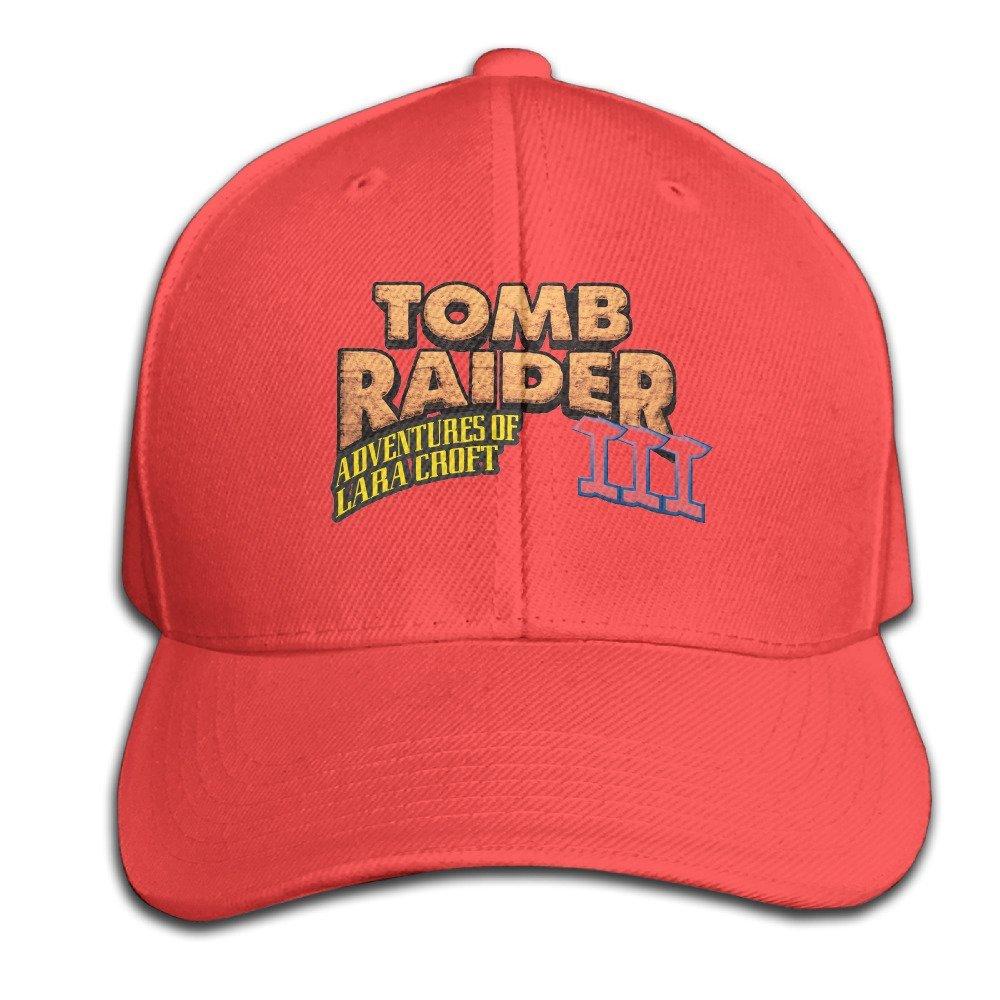 Tomb Raider Snapback