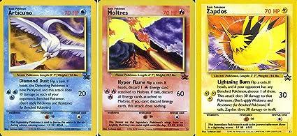 Black Star Promo #22 ARTICUNO Pokemon Card SEALED
