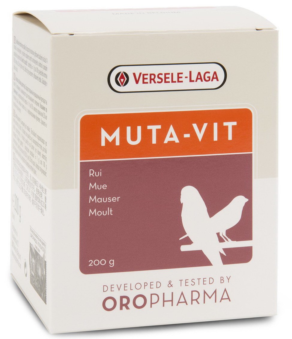 Oropharma Muta-vit 200g for Birds by Oropharma