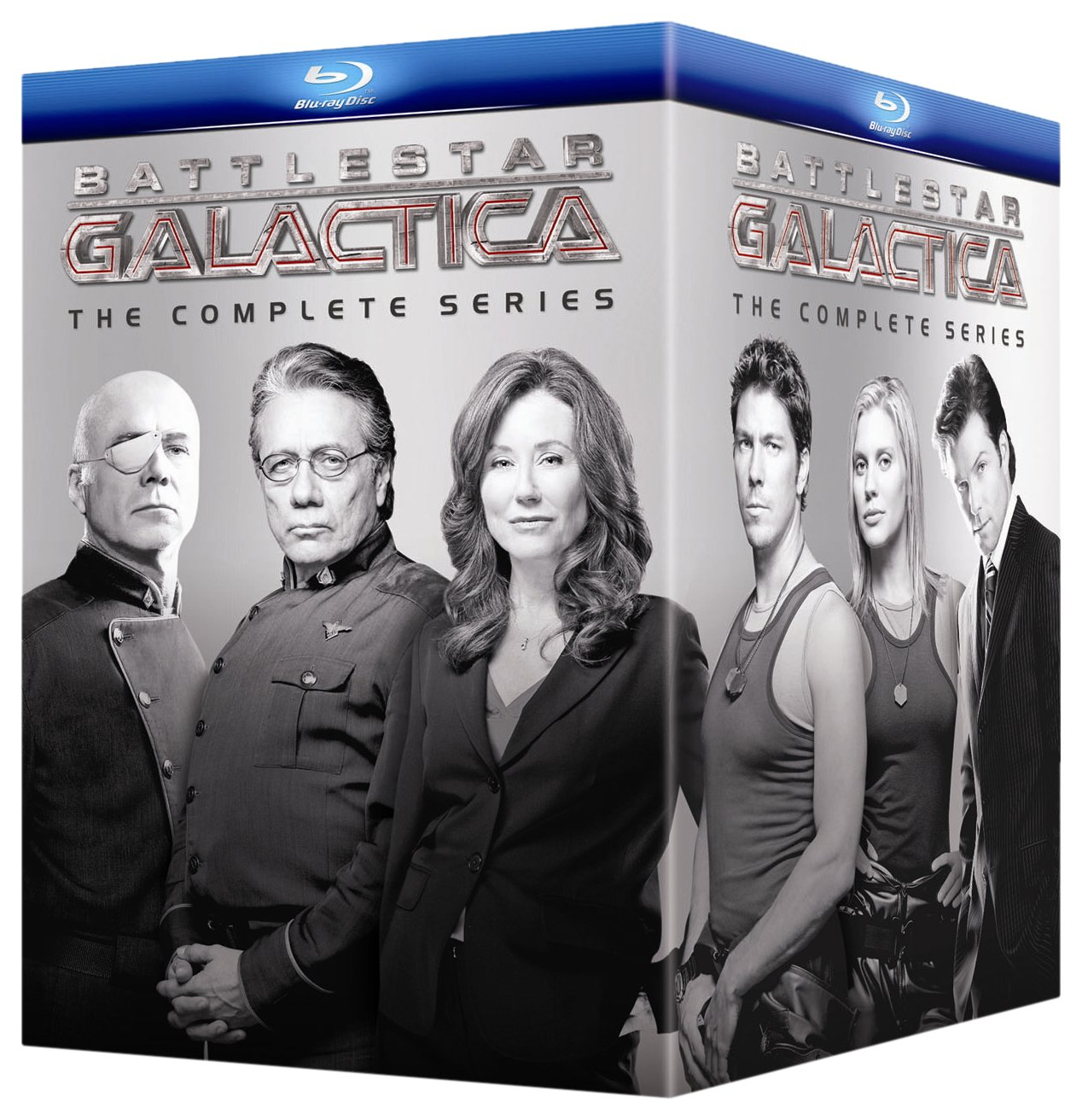 Battlestar Galactica: The Complete Series [Blu-ray] by Universal Studios UK