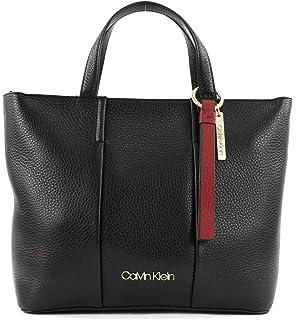 Calvin Klein Handtaschen Damen, Farbe Braun, Marke, Modell
