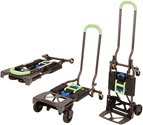 Casco Shifter 300 lbs. Capacity Multi-Position Folding Hand Truck