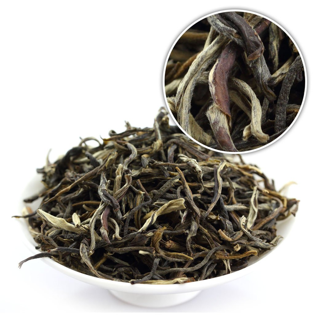 GOARTEA® 100g (3.5 Oz) Premium Organic FuJian Jasmine Silver Buds Loose Mo Li Yin Hao Chinese GREEN TEA