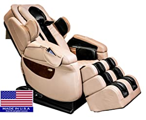 Best Massage Chair for Large Person of 2021 - Most Comfortable 1
