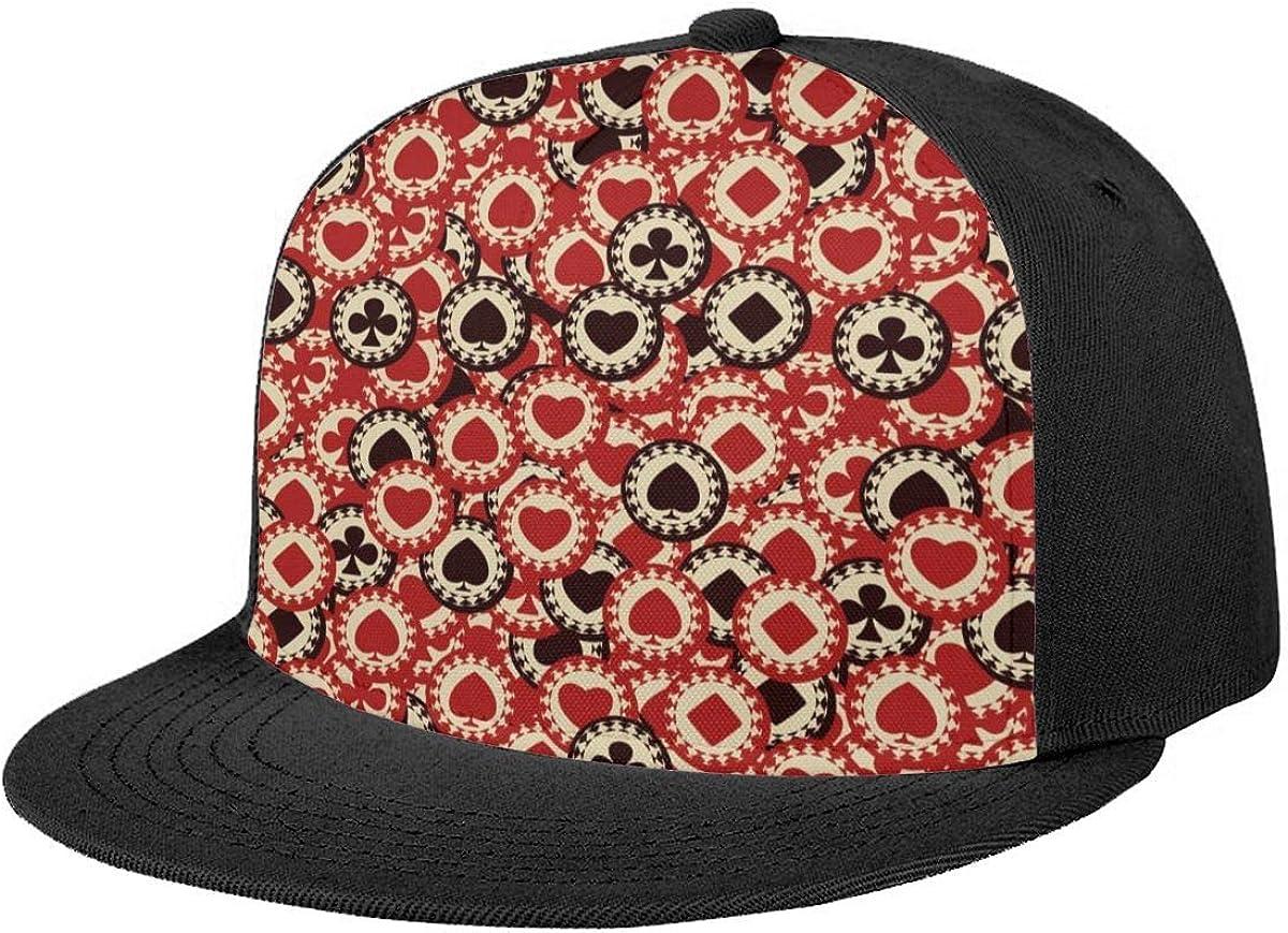 RUIP gorra de béisbol unisex con impresión 3D para casino, poker, gorra de béisbol, gorra de camionero, gorra deportiva para hombres y mujeres Negro Negro (Taille unique: Amazon.es: Ropa y accesorios