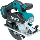 Makita XSC02Z 18V LXT Lithium-Ion Brushless Cordless Metal Cutting Saw, 5-7/8""