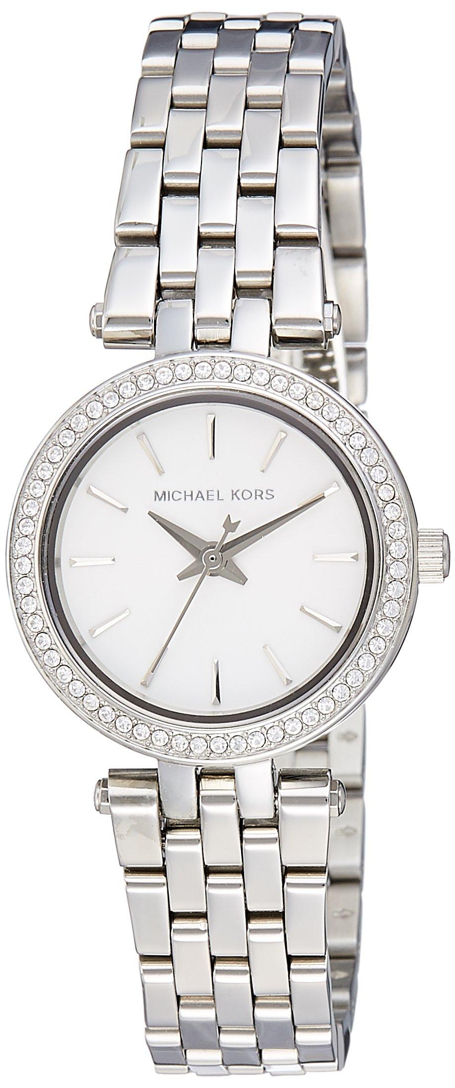 Michael Kors Women's Darci Silver-Tone Watch MK3294