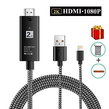 A/v-kabel & Adapter Hell 8 Pin Lightning Zu Hdmi Digital Tv Av Adapter Kabel Für Apple Ipad Iphone 7 8 X Tablet & Ebook-zubehör