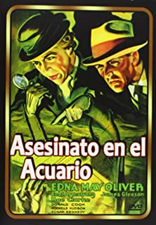 Asesinato En El Acuario [DVD]