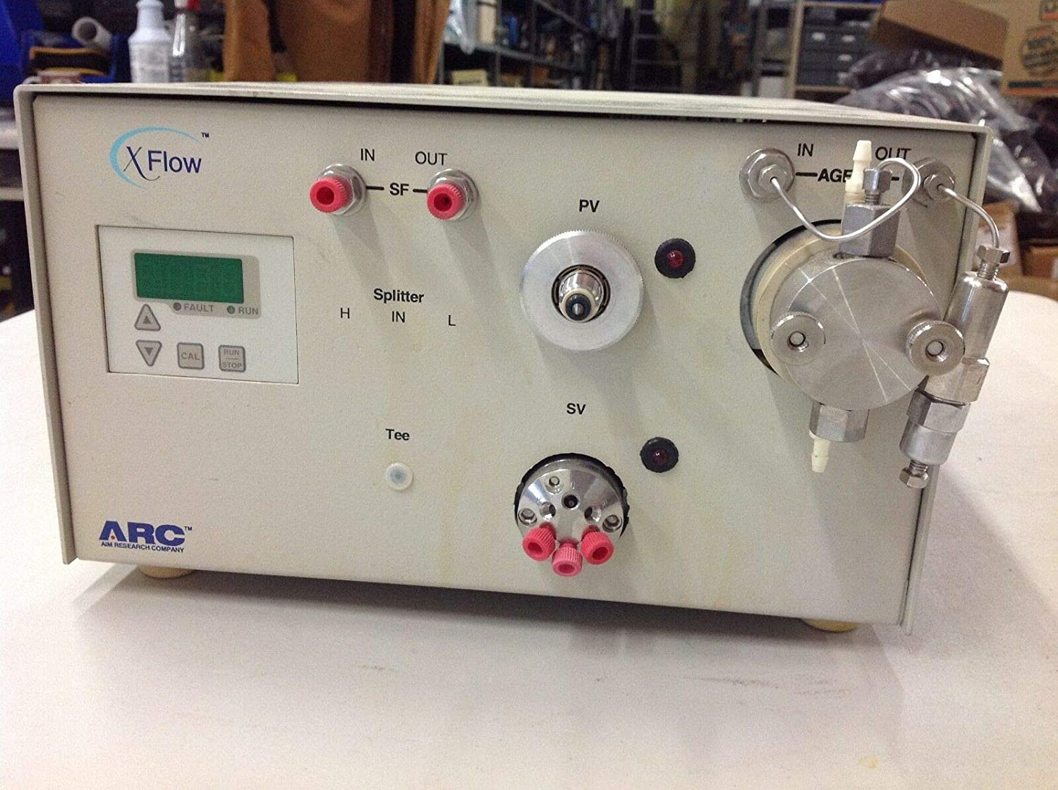 AIM Research Co. XFlow System Pump