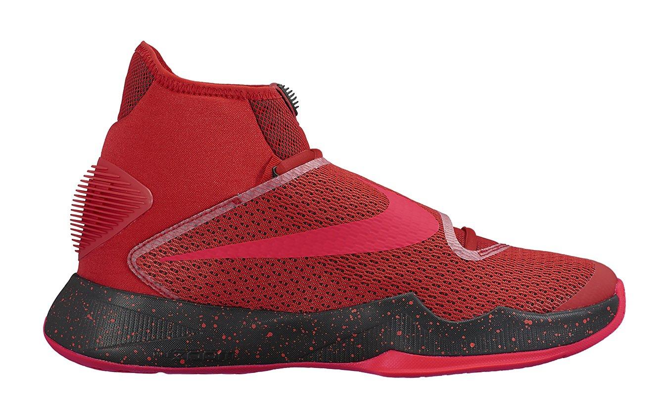 Nike Heren Shox NZ Loopschoenen University Rood/Bright Crimson-Zwart Outletwinkels 0Y6X15