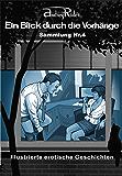 Reihe «Ein Blick durch die Vorhänge» mit 200 erotischen Geschichten. Sammelband Nr. 4 (Erzählungen 76-100): Illustrierte Sexgeschichten, die Ihre erotischen Fantasien anregen werden