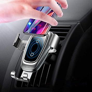 Baseus KFZ Handy Halterung /& Induktive Ladestation für Samsung Galaxy S10 S10+
