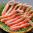 札幌蟹販 6L生冷ズワイガニ棒肉 1.0kg (21~30本入・加熱用)