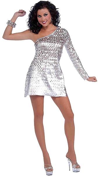 Amazon.com: Forum fiebre de discoteca miel disfraz, Estándar ...