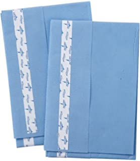 Amazon com: Medline DYNJP2410 Half Surgical Drape, 40