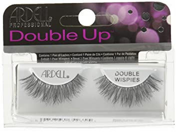33236bf6c4a Amazon.com : Ardell Double Up Wispies Lashes : Beauty