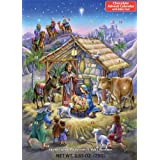 Peaceful Prince Chocolate Advent Calendar, 2.65 oz