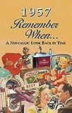 Amazon Price History for:Seek Publishing 1957 Remember When Kardlet (RW1957)