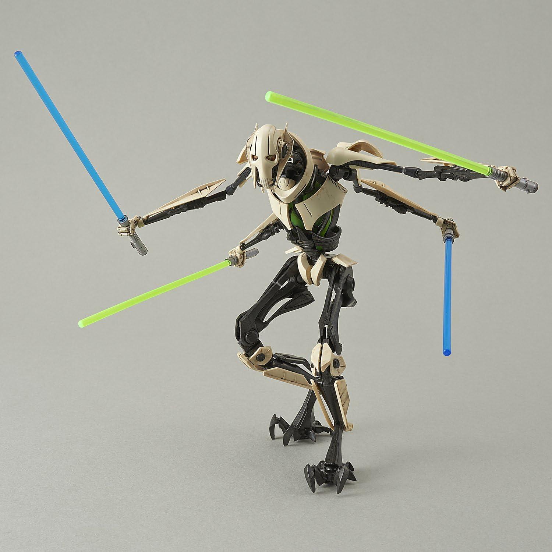 Bandai Star Wars General Grievous 1//12 Scale Plastic Model Kit Japan