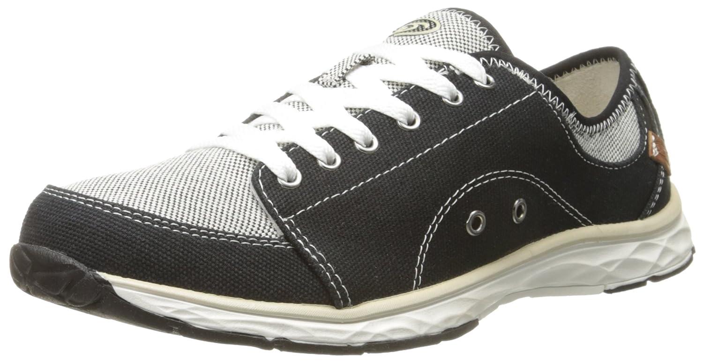 Dr. Scholl's Women's Anna Fashion Sneaker B01360OE8O 11 B(M) US|Black Beach Bag Canvas