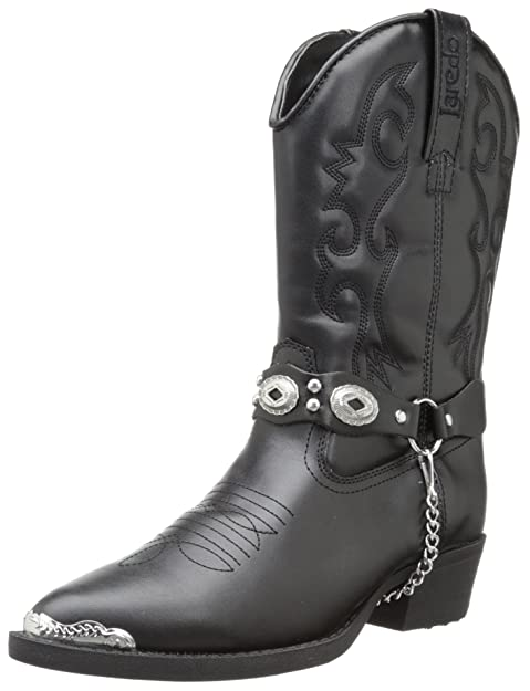 Laredo Botas para niño Negro marrón  Amazon.es  Zapatos y complementos a78160b20e4