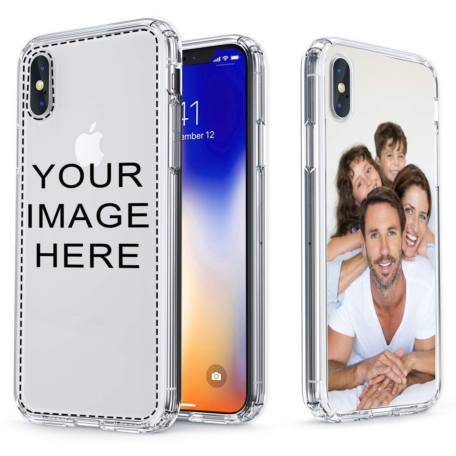watch 26ece 3eb52 Amazon.com: True Color Case Compatible with iPhone Xs Max, Create ...