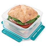 Rubbermaid LunchBlox Leak-Proof Entree Lunch Container, Small 2.6 Cup, Blue