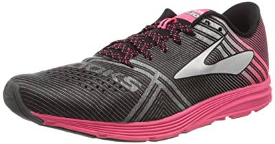 Brooks Hyperion Black/Diva Pink/Diamond Yarn 9.5