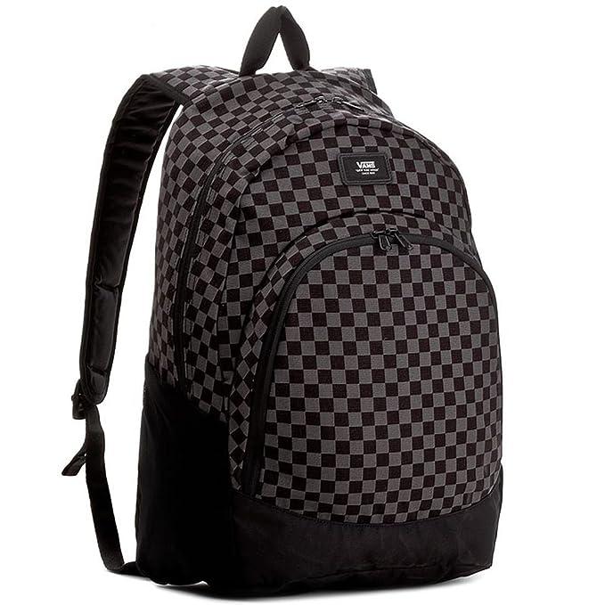 9e8f5307c3ce8 VANS Van Doren Original Backpack One Size Black Charcoal  Amazon.ca ...
