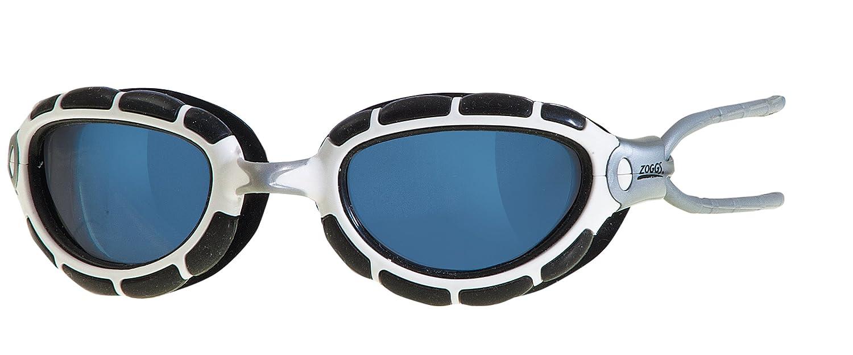 Zoggs Predator Polarized Gafas de natación, Hombre, Negro/Blanco, Única: Amazon.es: Deportes y aire libre