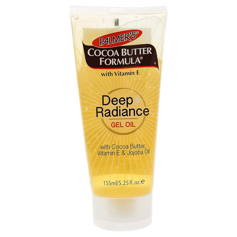 Palmer's Cocoa Butter Formula Deep Radiance Gel Oil, 5.25 oz,Pack of 1
