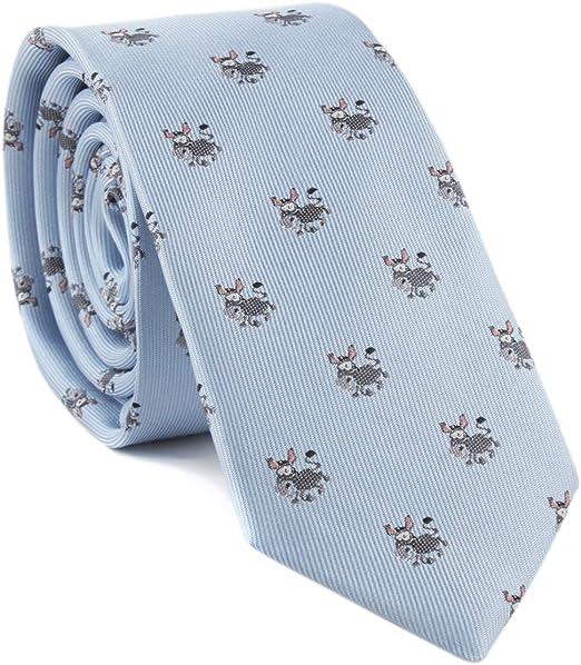 Skinny Neckties Casual Mens Tie Necktie Gift Skinny Long Ties for Meeting