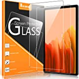 Benazcap Screen Protector for Samsung Galaxy Tab A7 10.4 2020 [2 Pack], High Definition/Anti-Scratch/9H Tempered Glass Screen