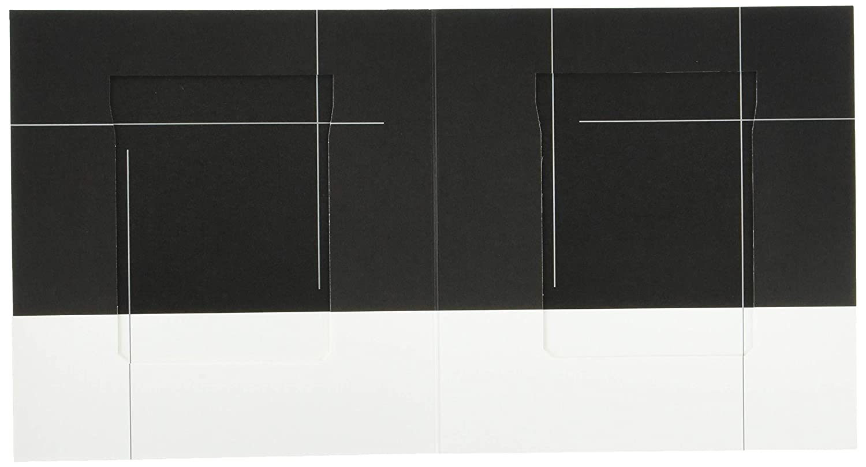 Fujifilm 16554780/Libro de Image para Instax Square Negro