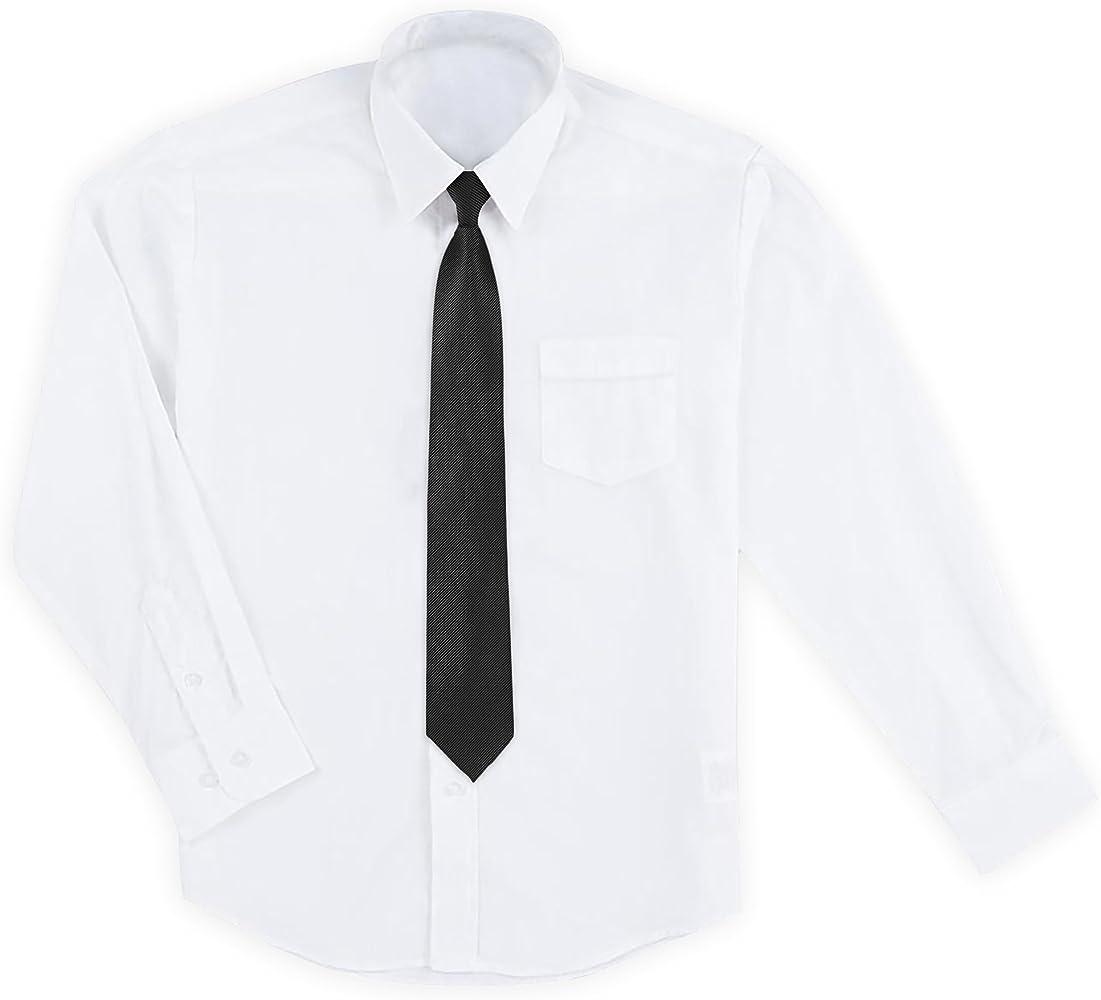 Self Tie Woven Boys Ties Neckties For Kids Formal Wedding Graduation School Uniforms Ties For Boys