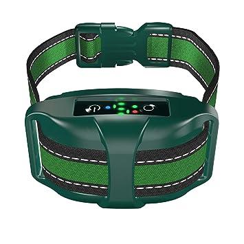 Amazon.com: TBI Pro - Collar de corteza para perros pequeños ...