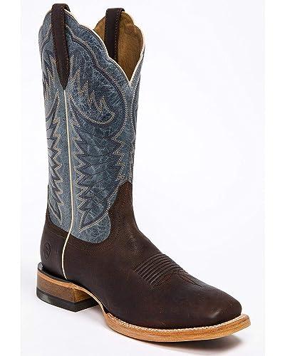 6abd781c2 Ariat - Mens Relentless Record Breaker Relentless Professional Western Shoes