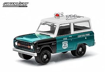 Amazoncom 1967 FORD BRONCO  CENTRAL PARK POLICE  NEW YORK CITY
