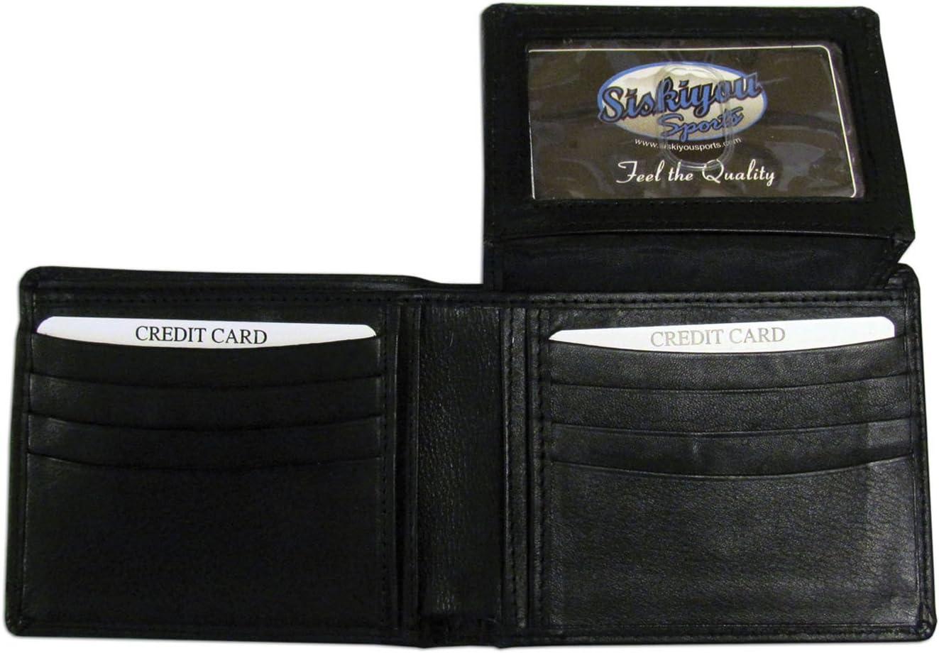 NCAA TCU Horned Frogs Leather Wallet