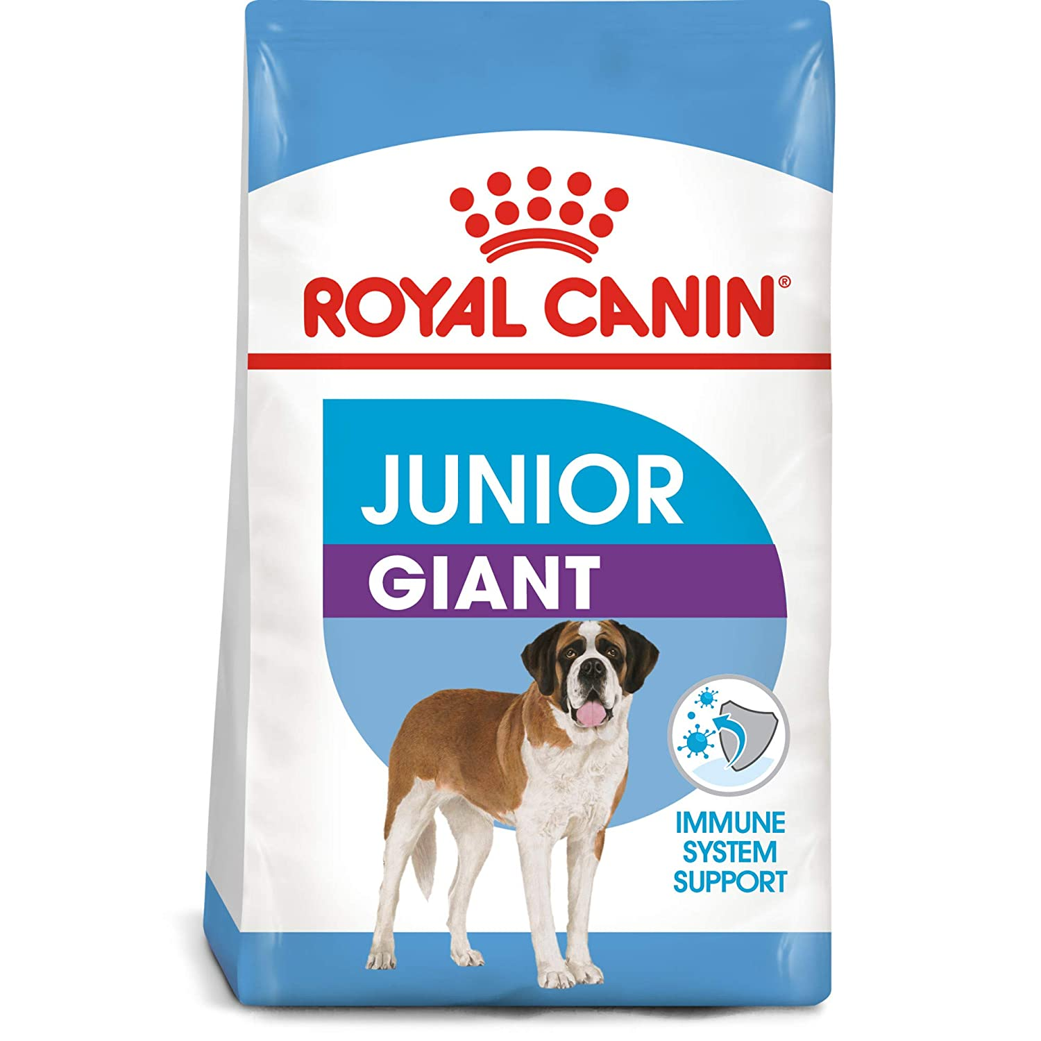 4.Royal Canin Giant Junior Dry Dog Food