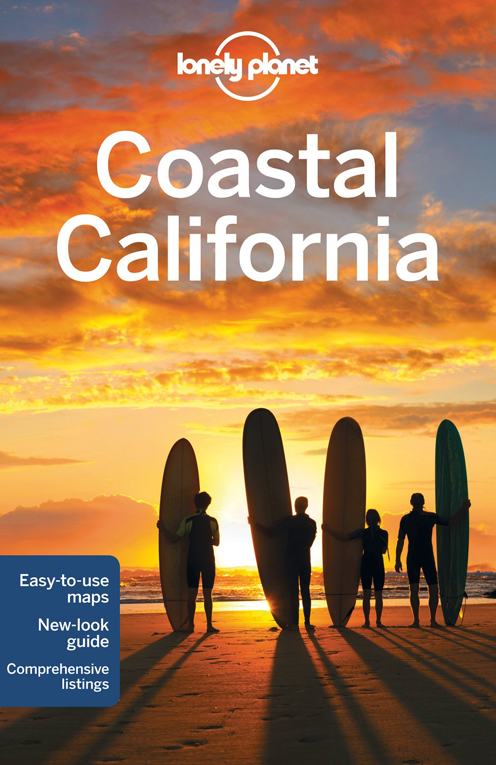 Lonely Planet Coastal California (Country Regional Guides)