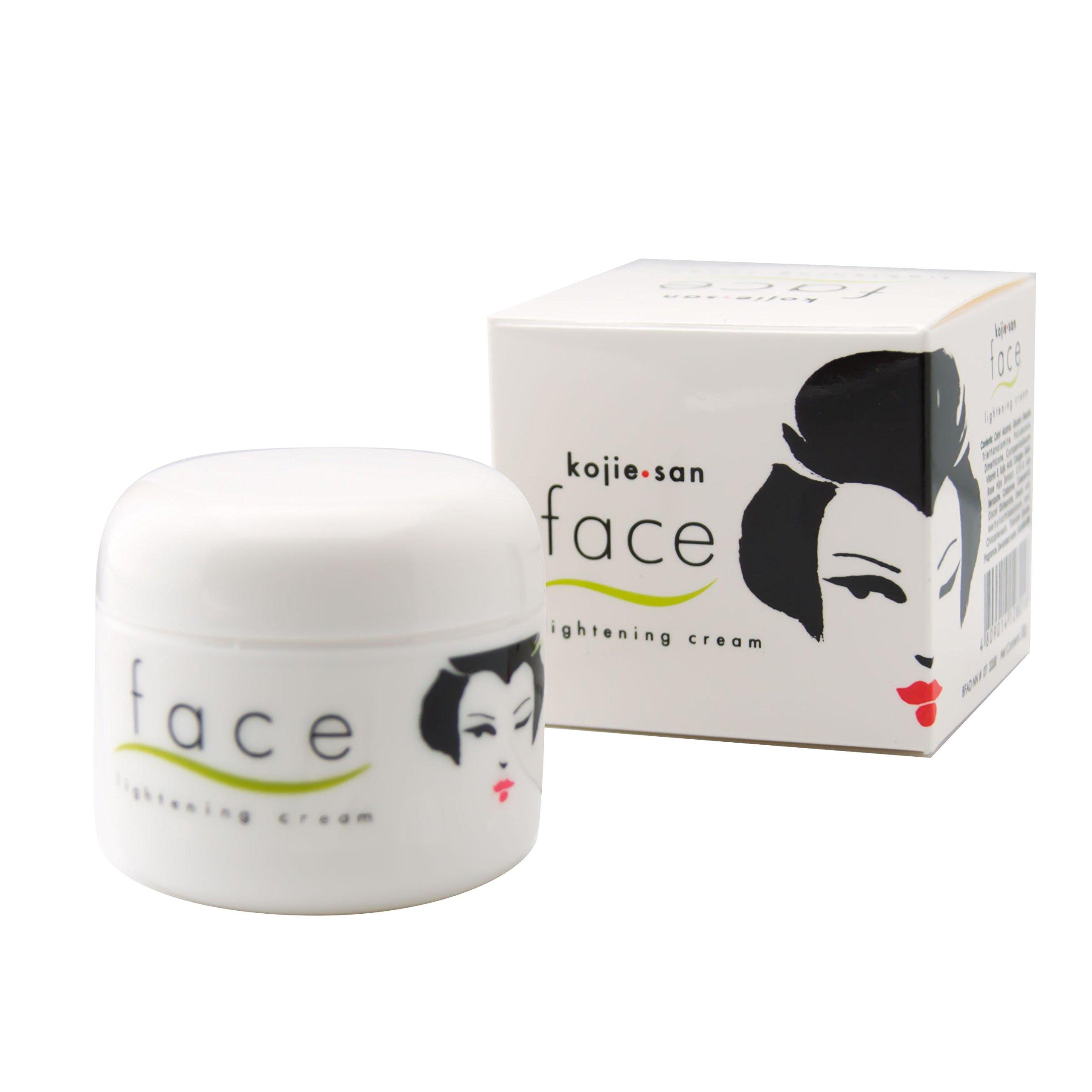 Kojie San Whitening Face Cream, 30g