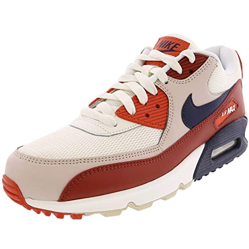 Nike Men's Air MAX 90 Essential Mars StoneObsidian Ankle