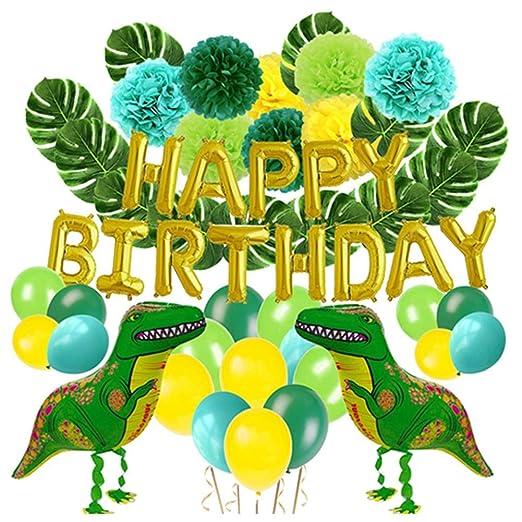 Globos de cumpleaños Ardentity, diseño de tortuga ...